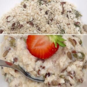 Coconut & Seed Porridge